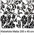 Klebefolie Ornament 2mx45cm von Kaiman auf TapetenShop