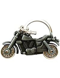 VB Retail Silver Royal Bullet Bike Keyring & Keychain