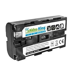 Akku-King Batterie pour émetteur T 12 Z, T 14 MZ - remplace Futaba LT2F2200, Robbe 4553 - Li-Ion 2600mAh