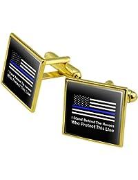 Polizei Manschettenknöpfe uk