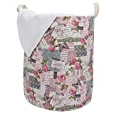 #10: HOKIPO® Folding Laundry Bag for Clothes, 42-LTR
