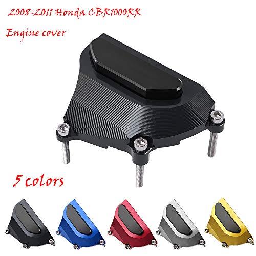 FATExpress Coque de Protection pour Moteur Droit en Aluminium CNC pour Honda CBR1000RR CBR 1000RR 1000 RR 2009 2010 08-11