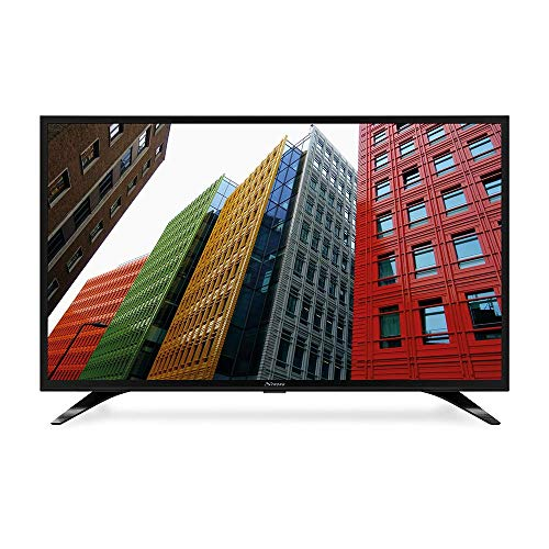 Strong SRT 40FB5203 Full-HD LED Smart-TV - Téléviseur, 101cm, 40', 1920x1080 Pixels (FHD, HDTV, Netflix, Youtube) noir