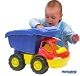 Miniland Educational 29903 Camioncino Ribaltabile