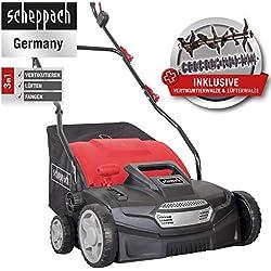 Scheppach - Scarificateur 3 en 1 1500W largeur coupe 360mm