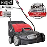 Scheppach - Scarificateur 3 en 1 1500W largeur coupe 360mm
