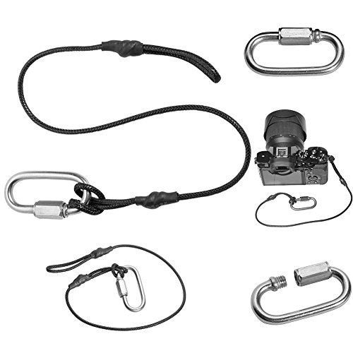 fomito-stainless-steel-buckle-camera-rope-camera-tether-safety-rope-for-canonnikonsony-cameras