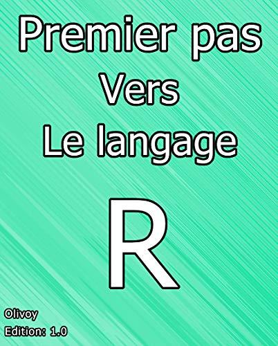 Couverture du livre Premier pas vers le langage R