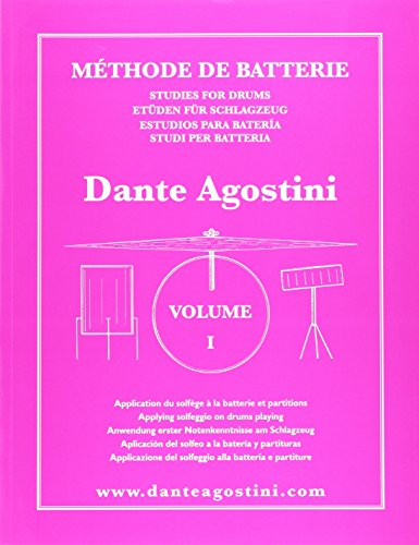 Methode de Batterie, Volume 1 : Solfege Batterie