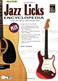 Jazz Licks Encyclopedia (English Edition)