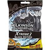 Wilkinson Xtreme III - Máquina desechable, 10 unidades