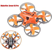 Armor 65 Pro Micro FPV Racing Drone 65 mm Whoop Quadcopter 7x16 mm Motores F3 FC con XM Frsky Receiver BNF