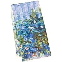 VON LILIENFELD Scialle di seta Claude Monet: