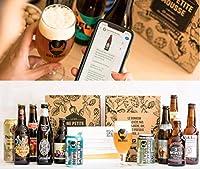 - Coffrets entièrement décorés par une illustratrice pour un effet Whaou réussi lorsque vous l'offrirez - L'assurance de faire plaisir à un amateur de bière ! - Une belle sélection de 11 bières dont la moyenne dépasse les 90/100 sur le site de notati...
