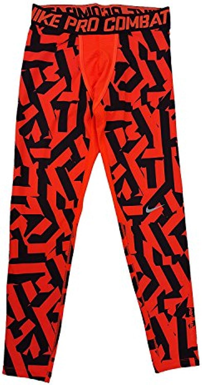 Pantaloncini Nike Compression Hyper Comb Arm Hyper Drake Max Fit (XL, Arancione   Nero) | Prestazione eccellente  | Scolaro/Signora Scarpa