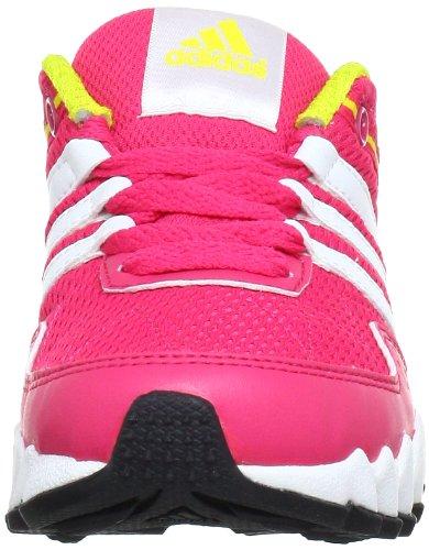 adidas Performance adifaito K Q23356 Unisex-Kinder Laufschuhe Pink (BLAZE PINK S13 / RUNNING WHITE FTW / VIVID YELLOW S13)