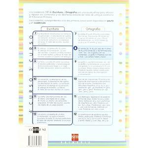 Cuaderno 8 de ortografía. 3 Primaria