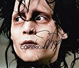Limited Edition Johnny Depp Signiert Foto Autogramm signiertsigniertes