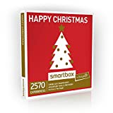 Buyagift Happy Christmas Gift Experiences - 2570 experiences for one or two people perfect for celebrating the festive season!
