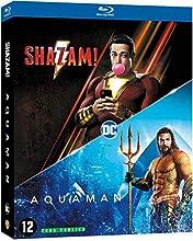 Coffret nouveaux héros 2 films : aquaman ; shazam !