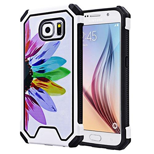SmartLegend Weich Schutzhülle für Samsung Galaxy S6, Hohe Qualität TPU Gel Silikon...