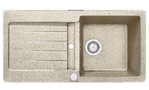 Teka Küchenspüle Kea 45 B-TG Sandbeige