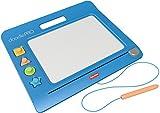 Fisher-Price CHH59 Doodle Pro Stempelspaß - magnetische Maltafel - Zeichentafel für Kinder