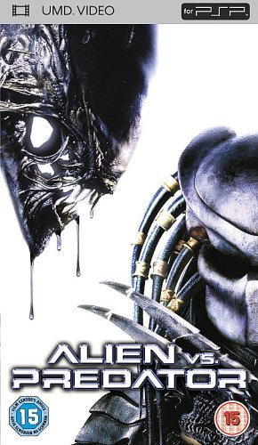 Alien vs Predator [UMD Mini for PSP] by Sanaa Lathan
