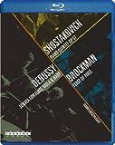 Piano Quintet & Sonata for Flute & Viola & Harp [Blu-ray] [Import anglais]