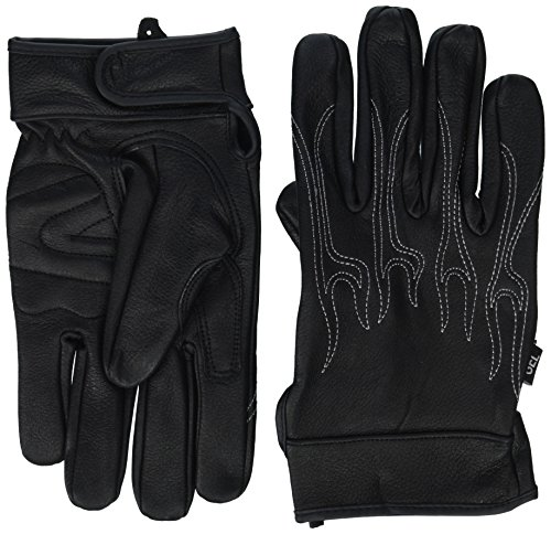 Shaf International SH820-2X-BLACK powersports-gloves