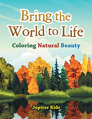 Bring the World to Life: Coloring Natural Beauty Reine Utensil Set