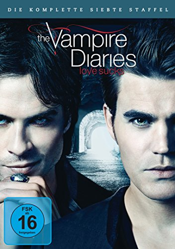 The Vampire Diaries – Die komplette siebte Staffel [5 DVDs]