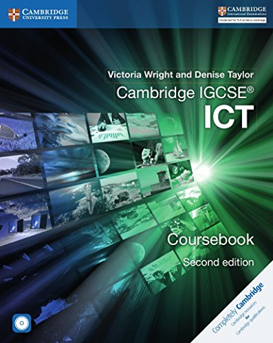 Cambridge IGCSE ICT. Coursebook. Con CD-ROM: 1