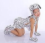 MATISSA senza maniche costumi da animali per bambini estivo da bambino, pigiama party Cosplay