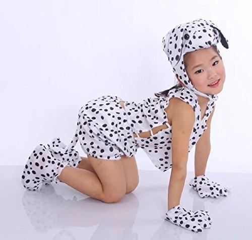 lloses Tier Kostüm Kleid, Kinder, Sommer mit, Pyjama, Cosplay (Hund Halloween Kostüme Für Kinder)