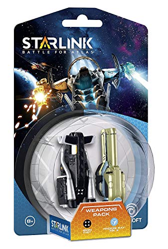 Starlink Weapon Pack - Iron Fist & Freeze Ray