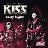 Kiss: Crazy Nights/Legendary Radio Broadcast (Audio CD)