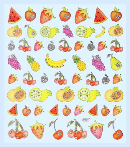 Hobby Design Sticker * Früchte Obst * Aufkleber 3452318 Obst Design