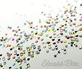 Strass Hotfix DMC color Mix SS06 elegir gemas número seleccionable, gemas, 5.000
