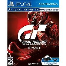Sony GT Sport Stnd+ Oyun - PlayStation 4