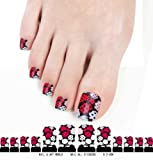 Nail Art Sticker Set Design Tattoo Nailsticker D2-006
