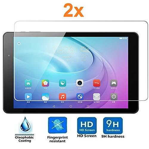 tablet mediapad t2 Pack 2X Pellicola salvaschermo per Huawei MEDIAPAD T2 10.0 PRO (10