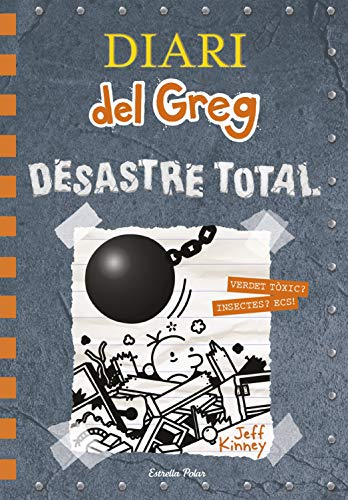 Diari del Greg 14. Desastre total (Catalan Edition) eBook: Kinney ...