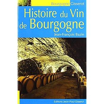 Histoire du vin de Bourgogne
