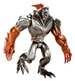 12-inch scale figures are inspired by the series Max Steel;Max Steel's monstrous deadly enemy Metal Elementor has show-inspired detailing and 3 gruesome assault methods;Attack with a buzz saw blade that revolves in his hand, launchable spinni...