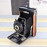 Yikuo Dekorationen -Bügeleisen Antike Kamera Modell Antiquitäten Sammlungen Kreative Hauptdekorationen Kamera Modell Simulationsmodell 13 * 19 * 22cm Gut gemacht