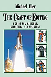 The Craft of Editing: