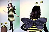 Karneval Damen Kostüm Biene Kleid als Bienenkostüm Größe 40/42