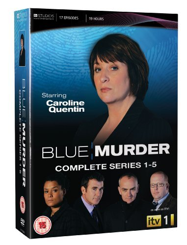 Complete Series 1-5 (9 DVDs)