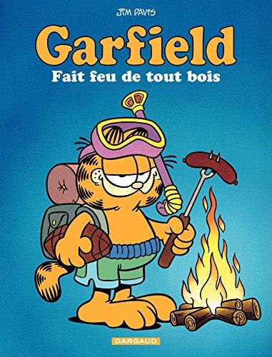 Garfield - tome 16 - Garfield fait feu de tout bois par Jim Davis